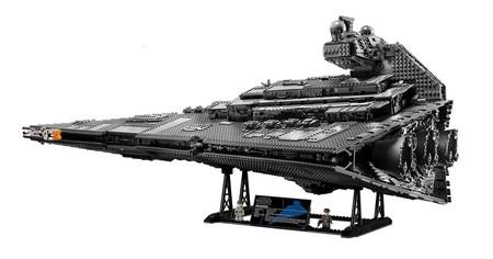 Lego Recreará El Destructor Estelar Del Episodio Iv De Star Wars Con Un Kit De Casi 5000 Piezas Y 700 Dólares