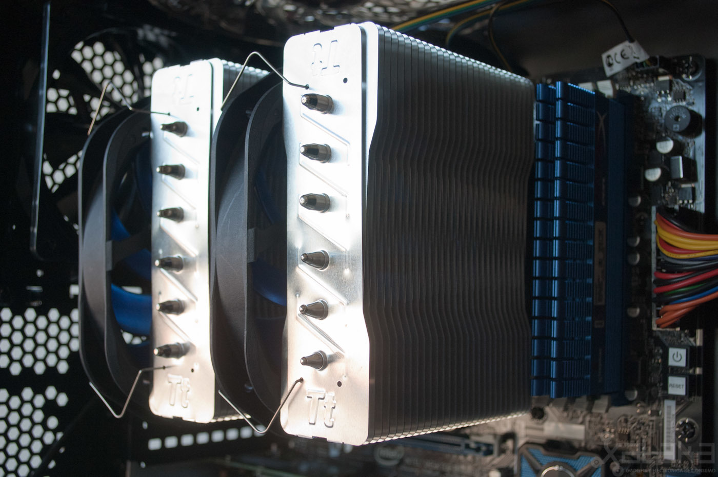 Foto de Intel Core i7-3770K, análisis (10/31)