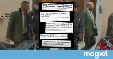 No, no hay ninguna conspiración detrás de las muertes de Rita Barberá o de otros de la Gürtel