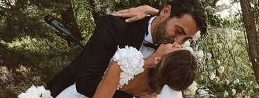 Así ha sido el look de belleza que Alexandra Pereira (aka Lovely Pepa) ha escogido en su boda