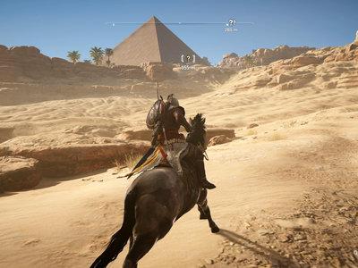 'Assassin's Creed Origins', primeras impresiones: de Dark Souls a Tomb Raider en menos de 45 minutos