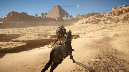 'Assassin's Creed Origins', primeras impresiones: de Dark Souls a Tomb Raider en menos de 45 minutos