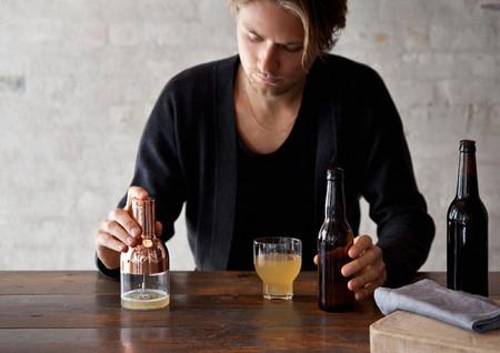 Beer Foamer, el accesorio para los cerveceros más exigentes