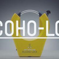 Alcoho-lock, un candado muy especial