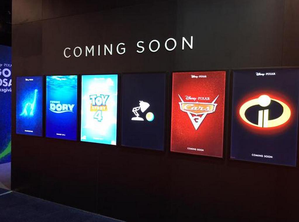 Foto de D23 2015: Carteles de los próximos estrenos de Pixar (1/5)