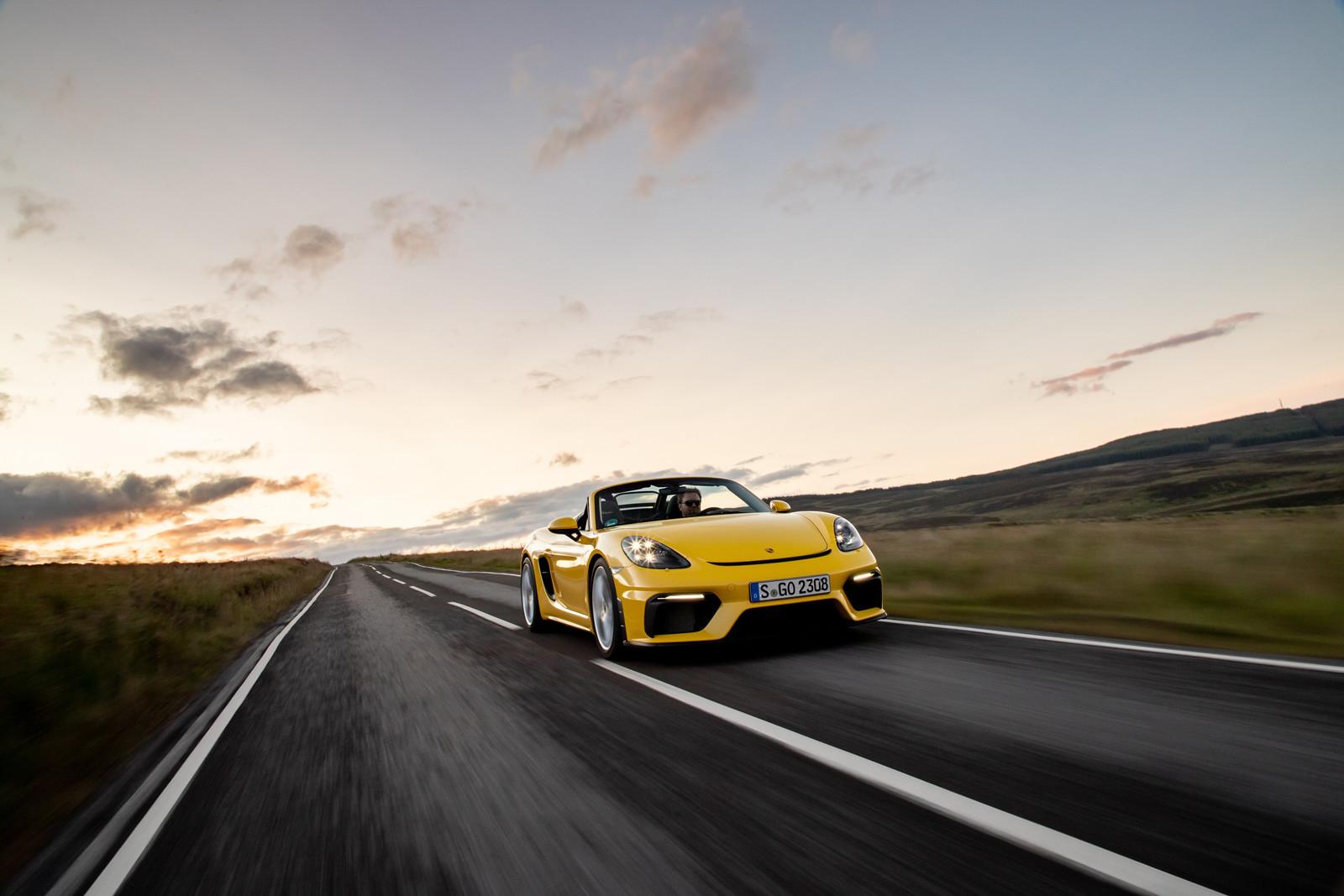 Foto de Porsche 718 Spyder (prueba contacto) (232/296)