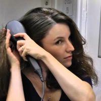 Dafni Brush, un cepillo que a la vez te alisa el pelo. ¿Sueño? No, realidad