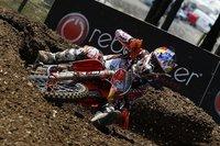 Cambió el tiempo en el Mundial de Motocross de Francia: pero no los ganadores