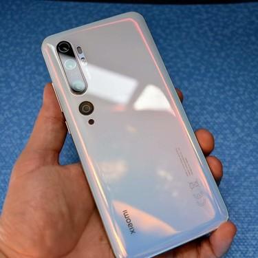 Xiaomi Mi Note 10, lo hemos probado: la sorpresa no son los 108 megapixeles sino su autonomía