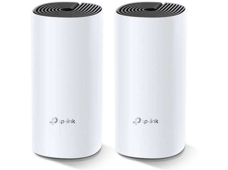 Sistema Smart Wifi Mesh - TP-Link DECO M4, WLAN-System (2 Router)