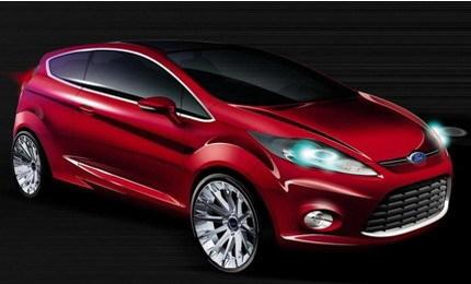 Los bocetos oficiales del nuevo Ford Fiesta