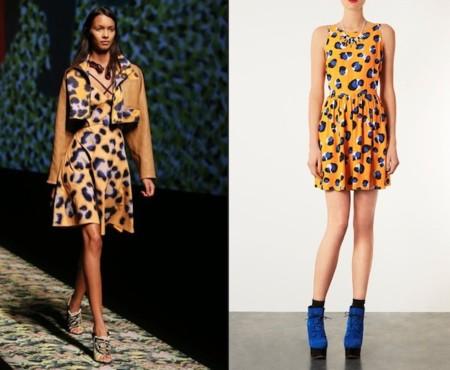 Clonados y pillados: ¿eres más damero (Louis Vuitton) o de tigre (Kenzo)?
