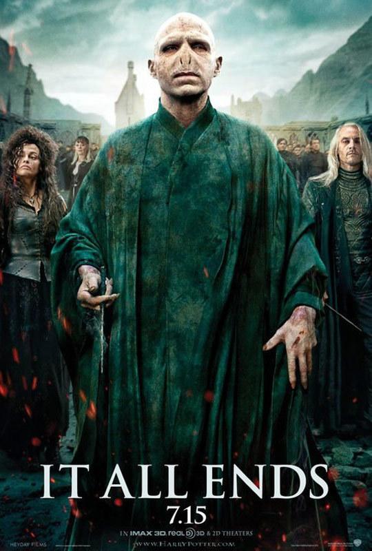 Foto de 'Harry Potter y las reliquias de la muerte. Parte II', nuevo y espectacular tráiler y carteles (8/21)