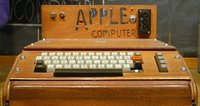 Subastarán un Apple 1 creado a mano por Jobs y Wozniak
