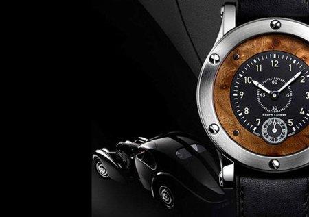 Ralph Lauren lanza un reloj inspirado en un Bugatti de 1938
