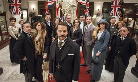 TVE estrena el jueves 26 'Mr. Selfridge' y 'The Musketeers' [Actualizado]