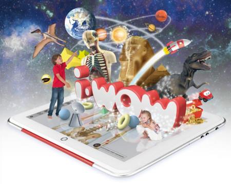 I-WOW, los juguetes tecnológicos de Imaginarium