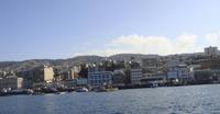 Un paseo en barco por Valparaíso (Chile)