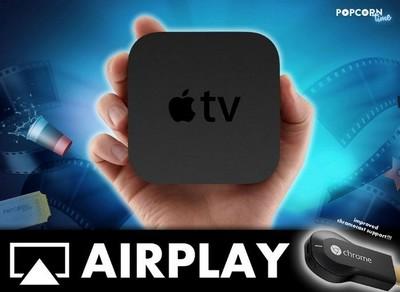 Popcorn Time añade soporte para Airplay y próximamente app para iOS