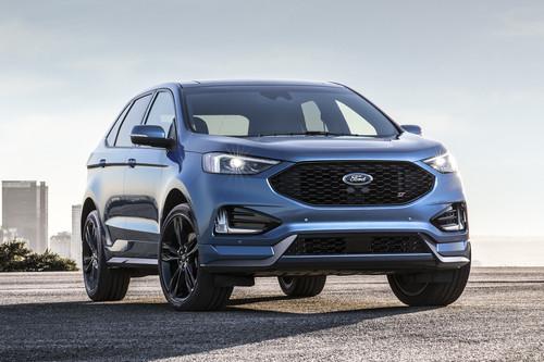 El Ford Edge ST estrena el apellido deportivo en los SUV de la casa. ¿Sacrilegio o acierto?