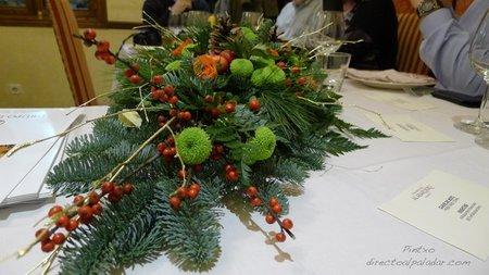 Menú de Navidad en La Taberna del Alabardero en Madrid
