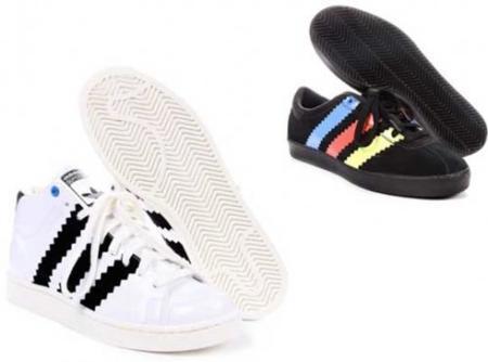 Zapatillas Adidas Consortium Fat Stripe