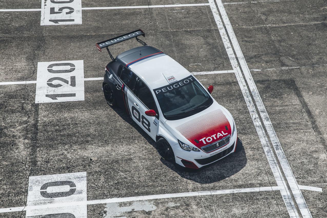 Foto de Peugeot 308 Racing Cup (1/17)
