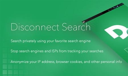 Disconnect Search: Realiza búsquedas de manera completamente anónima