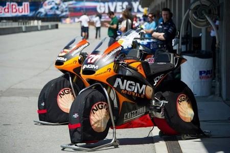 Nuevos datos sobre el acuerdo Yamaha - Forward Racing para el 2014