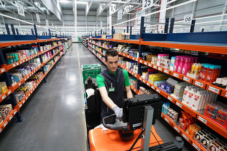 Trabajador Mercadona Online