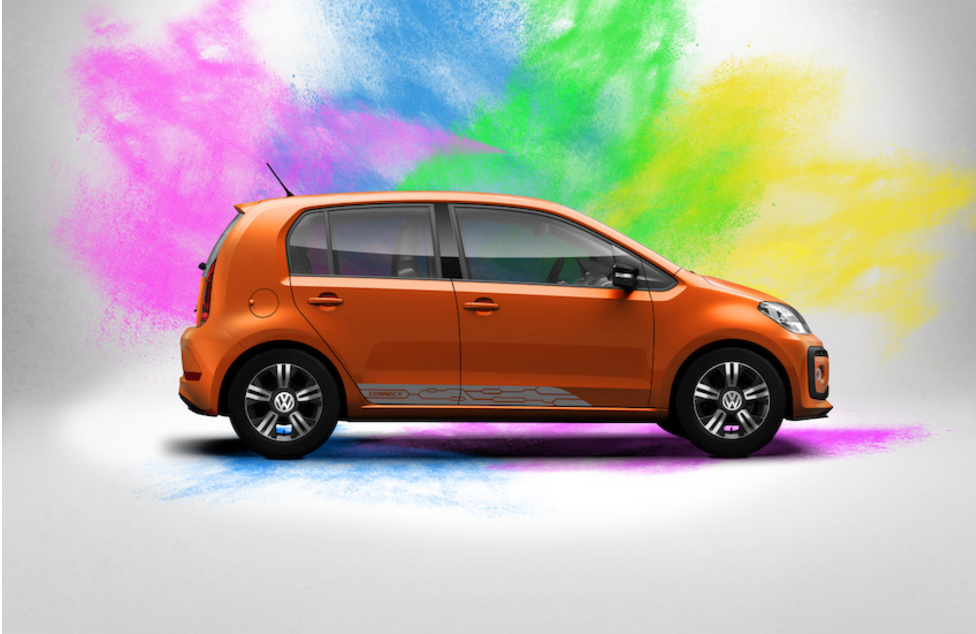 Foto de Volkswagen up! Connect (6/8)