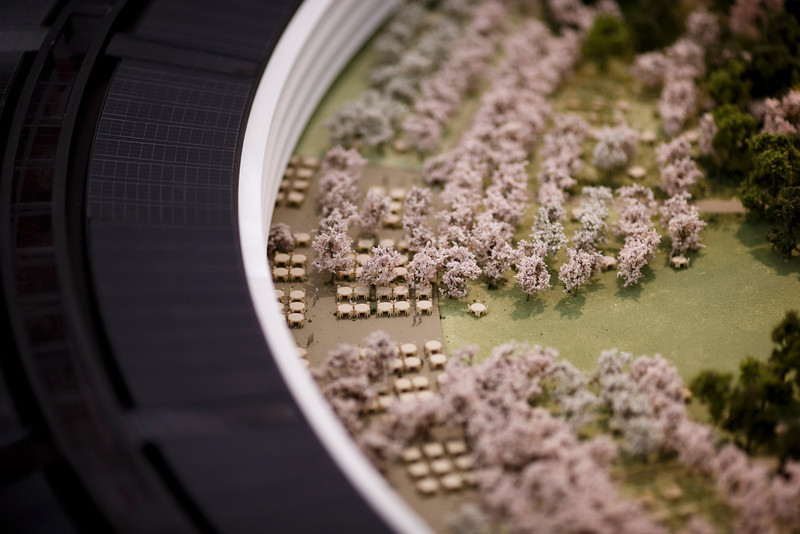 Foto de Maqueta del Campus 2 de Apple (16/22)