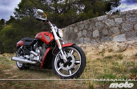 Harley-Davidson V-Rod Muscle, prueba (características y curiosidades)