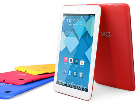Alcatel One Touch Pop y Fury, se filtran teléfono y tablet de 7 pulgadas de Alcatel