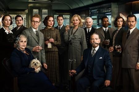 'Asesinato en el Orient Express' promete espectáculo y suspense en su nuevo tráiler