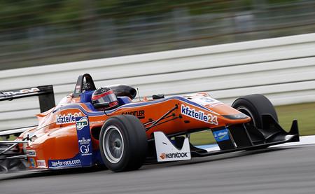 Lucas Auer Hockenheim FIA F3 2014