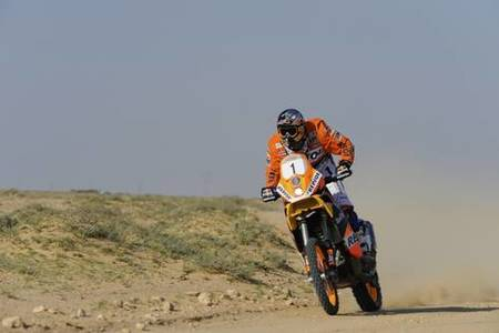 Rally de Marruecos 2009, segunda etapa