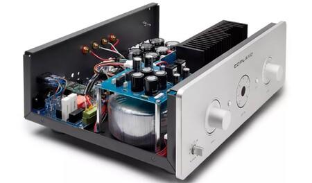 Copland pone a la venta el CSA 150, un amplificador estéreo para amantes del HiFi que buscan potencias de hasta 230 vatios