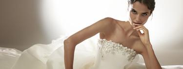 Atelier Pronovias 2021: los vestidos de novia de tendencia más románticos y espectaculares que parecen Alta Costura