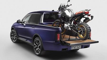 Este BMW X7 pick-up es totalmente real pero es un proyecto único que no, no llegará a producción