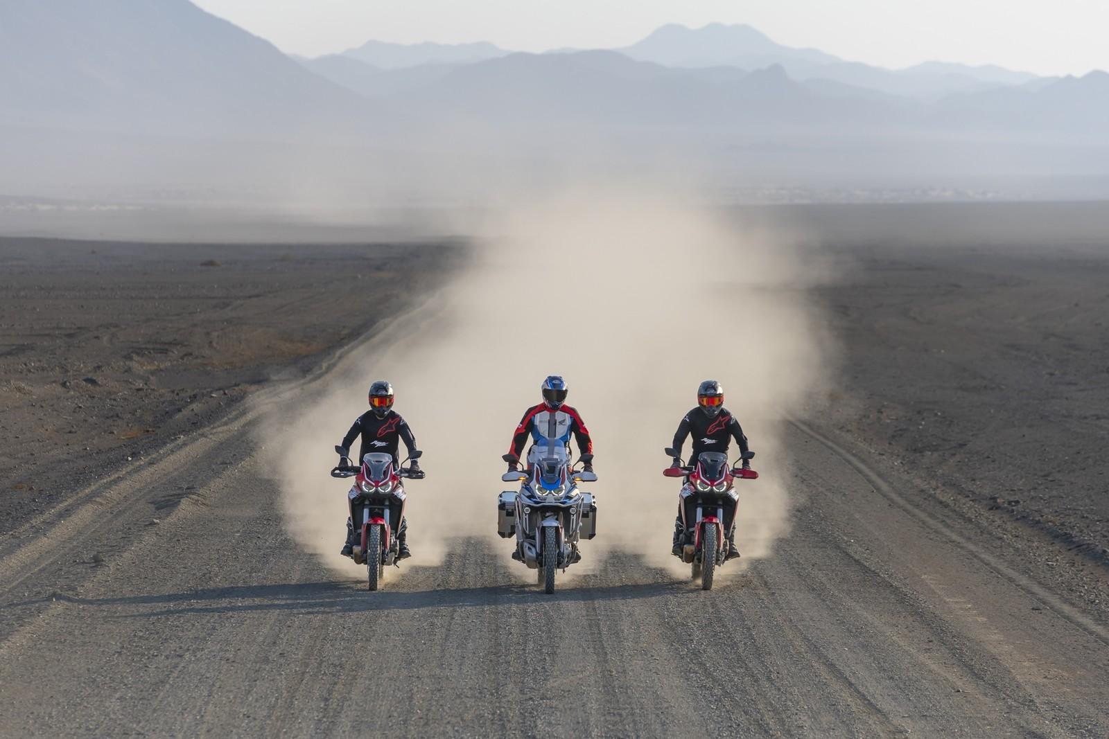 Foto de Honda CRF1100L Africa Twin Adventure Sports 2020 (8/32)