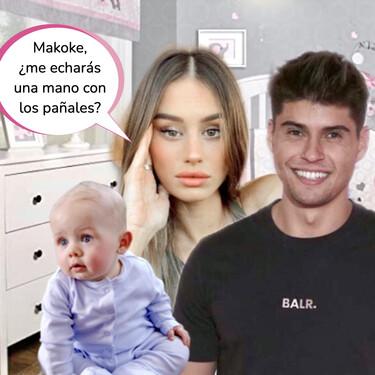 ¡Welcome baby! Javier Tudela y su novia, Marina Romero, tendrán su primer hijo en julio