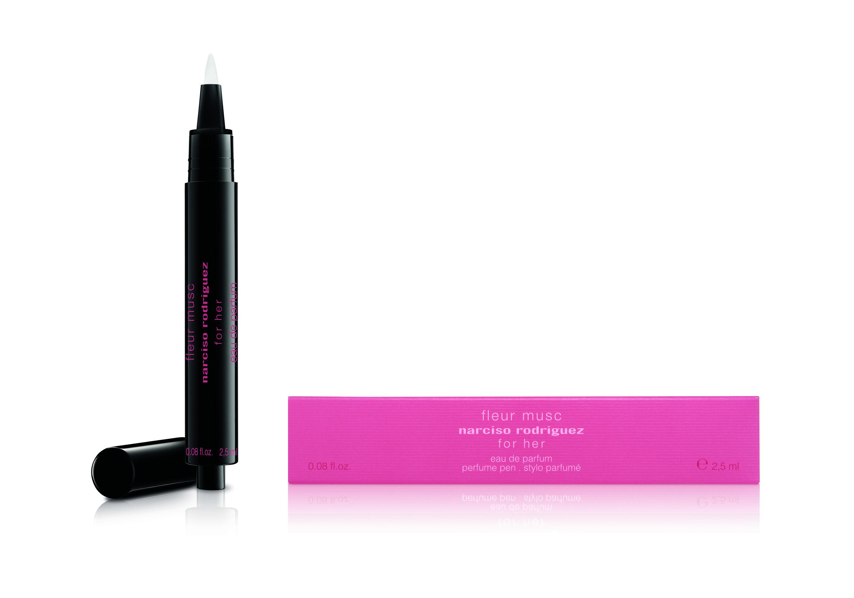 Perfume Pen Eau de Parfum For Her Fleur Musc 2,5 ml Narciso Rodriguez