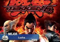 Mejor juego de Lucha de 2009 en VidaExtra: 'Tekken 6'