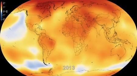 [Vídeo] Cambio climático: 60 años resumidos en 15 segundos