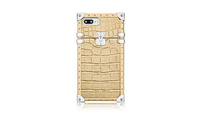 Esta funda de Louis Vuitton, además de horrible, cuesta como siete iPhone