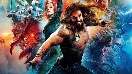 'Aquaman': un espectáculo demencial y trasnochado que demuestra que Zack Snyder no era el problema del Universo DC