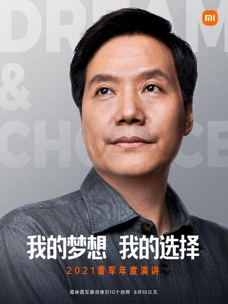 Evento Xiaomi Lei Jun