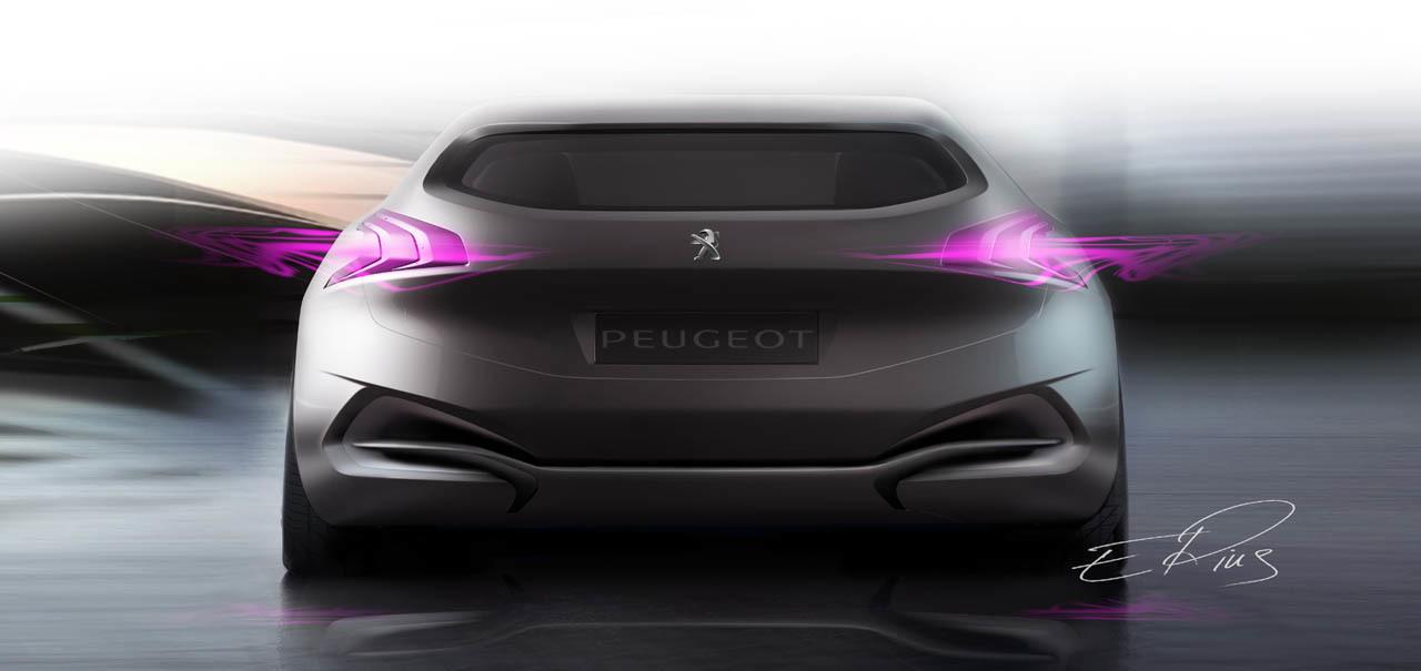 Foto de Peugeot HX1 Metamorphosis (6/17)