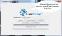 ZumoDrive cerrará el servicio el próximo el 1 de Junio